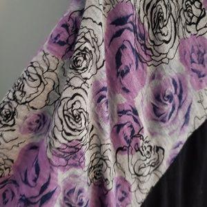 torrid Tops - Torrid Floral Top